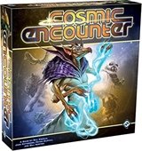 Cosmic Encounter game box