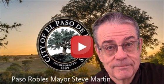 Mayor Martin on YouTube