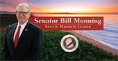 Senator Monning banner
