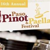 Pinot & Paella Festival logo