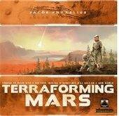 Terraforming Mars game art