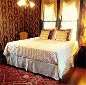 Short term rental bedroom