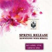 Spring release logo