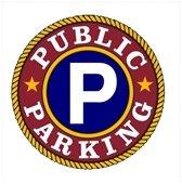 international parking symbol