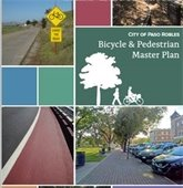 bike and ped master plan booklet cover