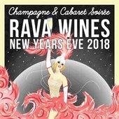Rava NYE event graphic