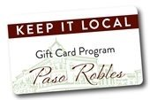 Keep It Local Gift Card Program
