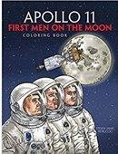 Apollo: First Men on the Moon coloring book