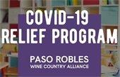 PRWCA COVID-19 Relief Program graphic