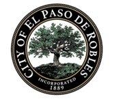 Graphic of Paso Robles City logo