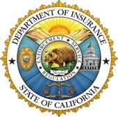 CA Dept of Insurance seal