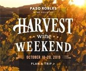 Harvest Wine Weekend graphic
