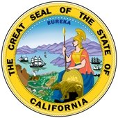 State of CA seal