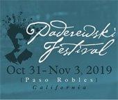 Paderewski Festival 2019 logo