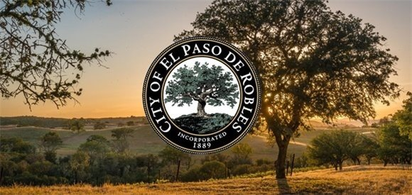 Oaks and city seal