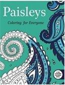 Paisleys coloring book