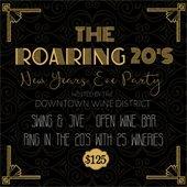 Roaring 20's flyer