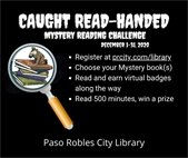 Mystery Reading Challenge