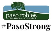 Chamber logo with #pasostrong