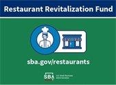 Restaurant Revitalization Fund graphic