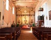 Mission San Miguel chapel