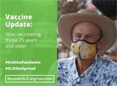 Vaccine graphic 75 and older