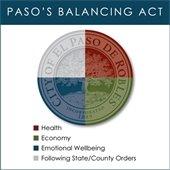 Paso's Balancing Act graphic