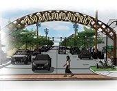 Railroad district main image