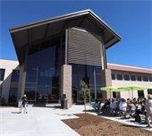 Cuesta college building at north county campus