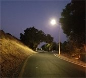 photo of Vine newly paved