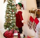 Sparkles the elf