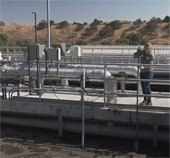 Wastewater Treatment Plant worker