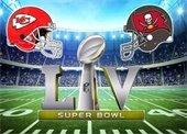 Super Bowl Graphic