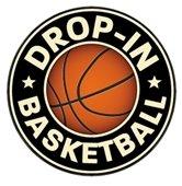 drop-in basketball logo