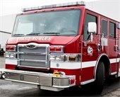 Paso Robles fire truck