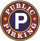 Public Parking logo