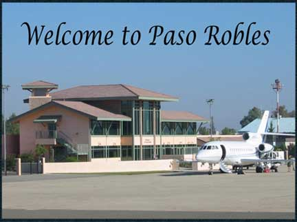 Welcome to Paso Robles