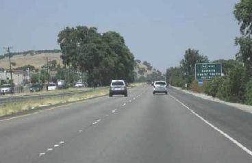 Highway 101 and State Route 46 West