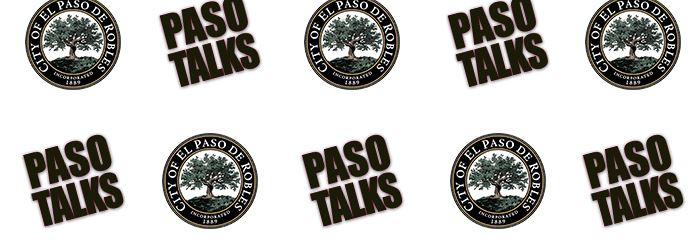 Step and Repeat_Paso Talks_City Seal