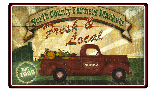 North County Farmers Markets Logo