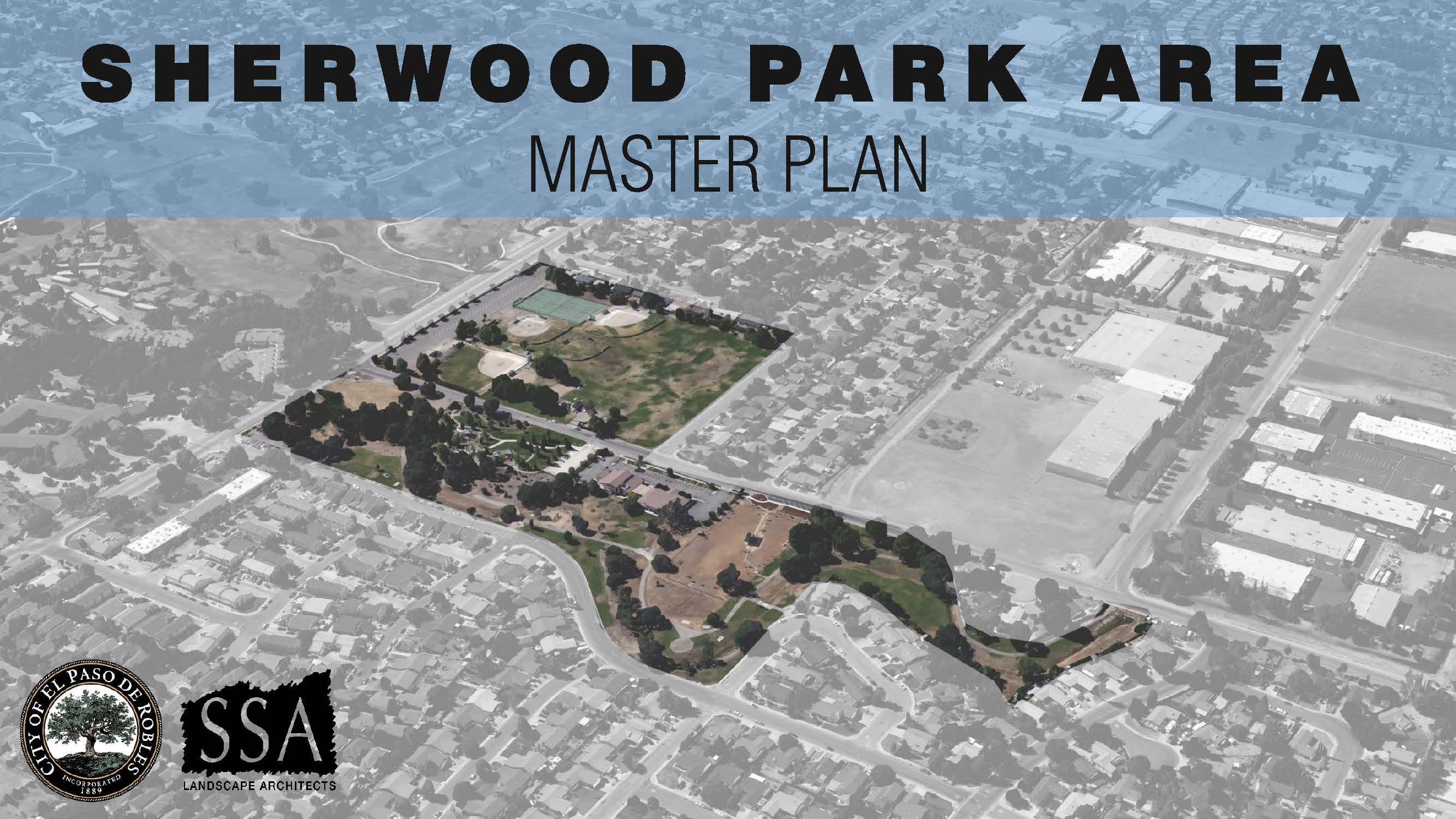 Sherwood Plan Cover
