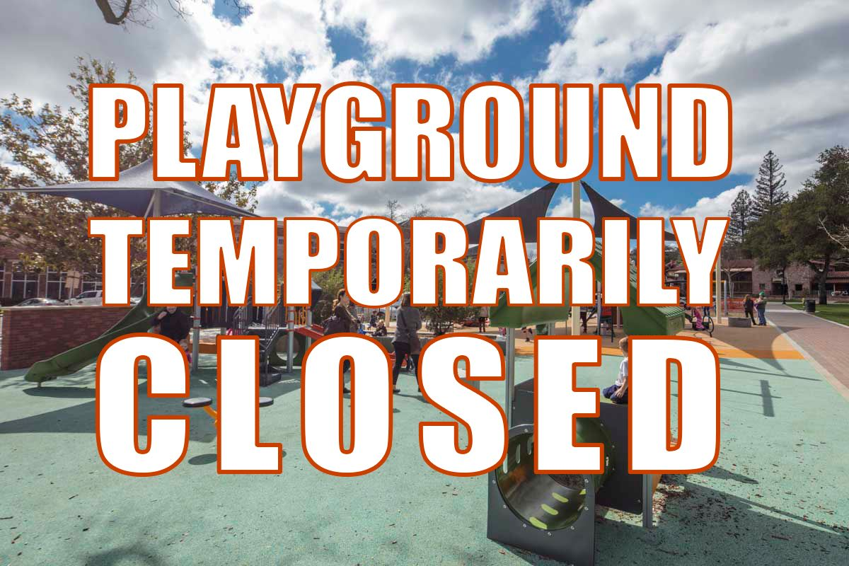 Playground Temporarily Closed_orange