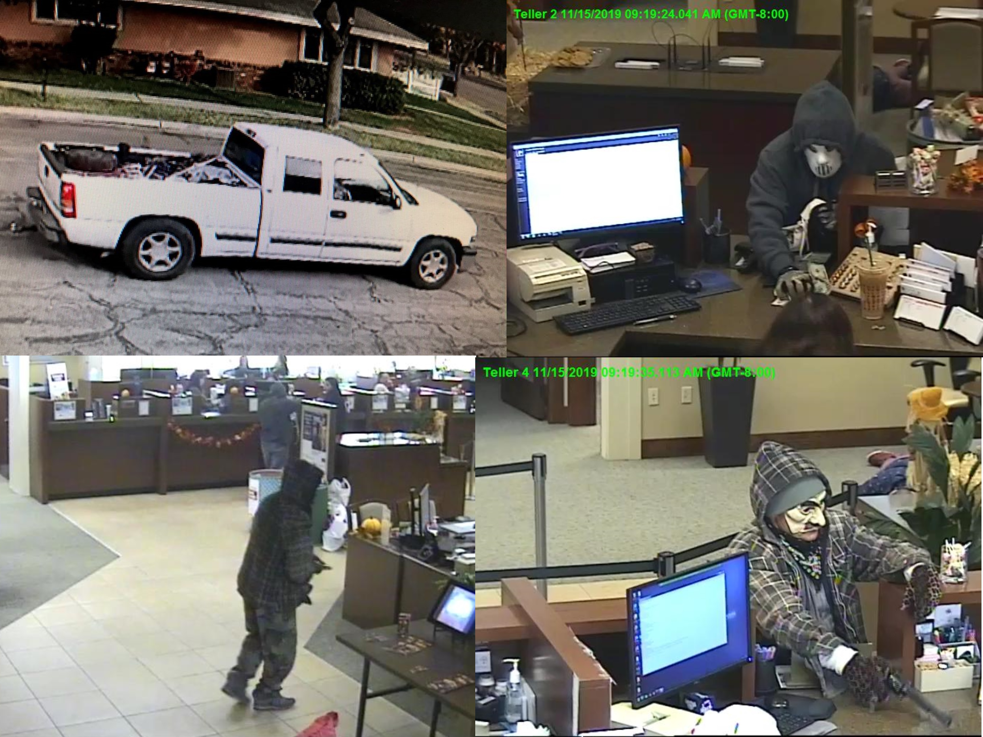 Bank Robbery 11-15-19