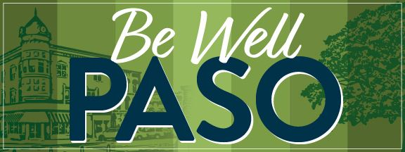 Be Well Paso Logo