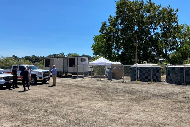Homeless-tent-city-facility-in-paso-robles