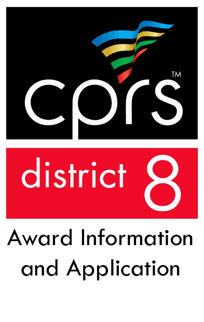 CPRS District 8 Logo Award Information Packet